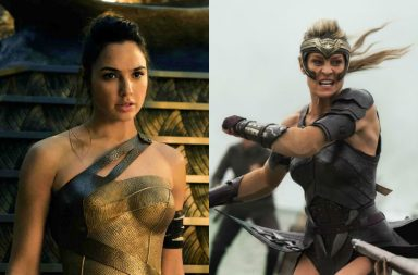 Wonder Woman, Antiope, Gal Gadot, Robin Wright