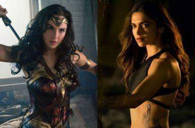 Wonder Woman, Gal Gadot, Deepika Padukone