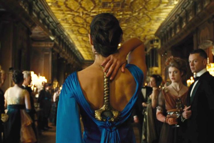 Wonder Woman, Gal Gadot, Wonder Woman Sword Dress
