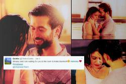 Twitter is blushing over Shivaay and Anika's latest intimate scenes from Ishqbaaz