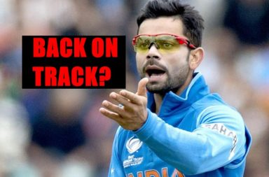 Virat Kohli, Engineer Head Coach, Back on track, Anil Kumble