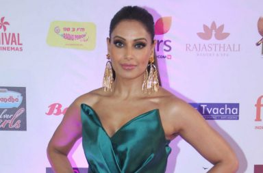 Bipasha Basu at the 54th Femina Miss India World 2017