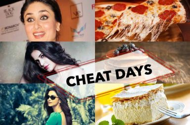 Celeb Eat On Cheat Days