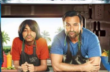 Chef movie first look photo