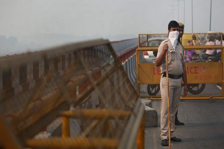 Delhi cop runs over bureaucrat's mother, arrested