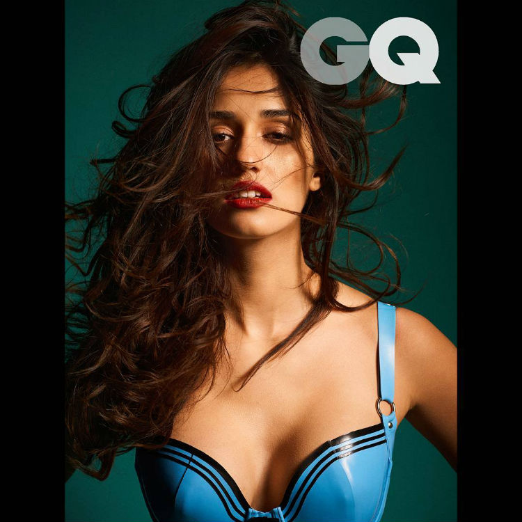 Disha Patani for the July 23017 issue of a fashion magazine