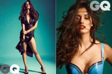 Disha Patani GQ magazine photoshoot