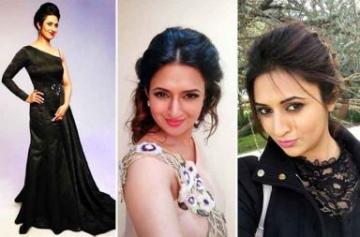 Divyanka 6 different hairstyles photo