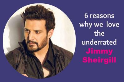 Jimmy Sheirgill, Jimmy Shergill