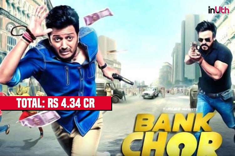 Bank Chor, Riteish Deshmukh