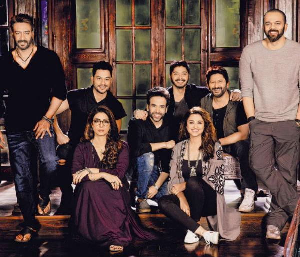 Golmaal Again, Ajay Devgn, Parineeti Chopra, Box Office
