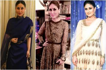Eid 2017 Special: 7 Kareena Kapoor Khan-inspired ways to style your traditionaldupatta