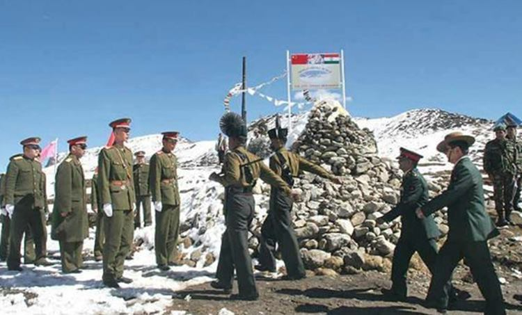 Chinese troops enter Sikkim, destroy Army bunkers