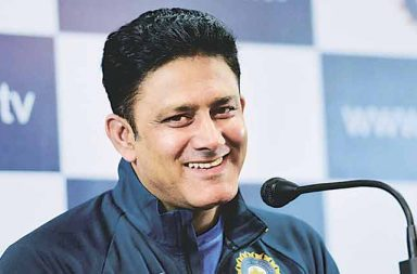 Anil Kumble, Team India coach, ICC Champions Trophy 2017