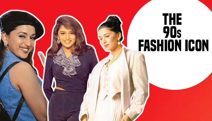 6 Madhuri Dixit-inspired fashion trends from 90s that are back [See Photos]