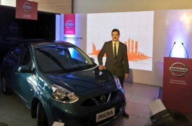 Nissan Micra India launch 2017