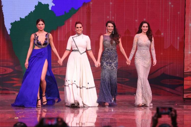 The 54th Femina Miss India World 2017
