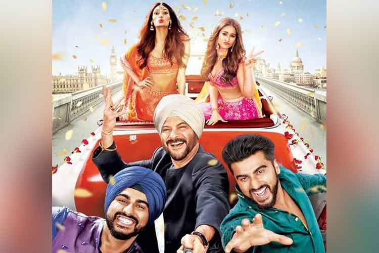 Mubarakan first look photo