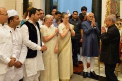 All NDA ministers skip Iftar event hosted by President Pranab Mukherjee