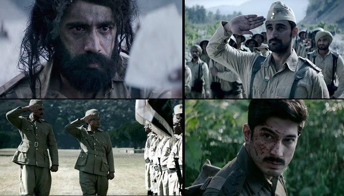 Raag Desh trailer, Amit Sadh, Kunal Kapoor, Mohit Marwah, Inuth.com