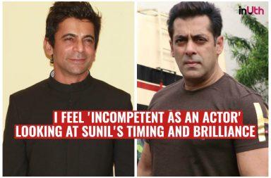 Salman Khan, Sunil Grover