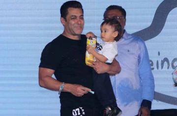 Salman being human bike launch photos