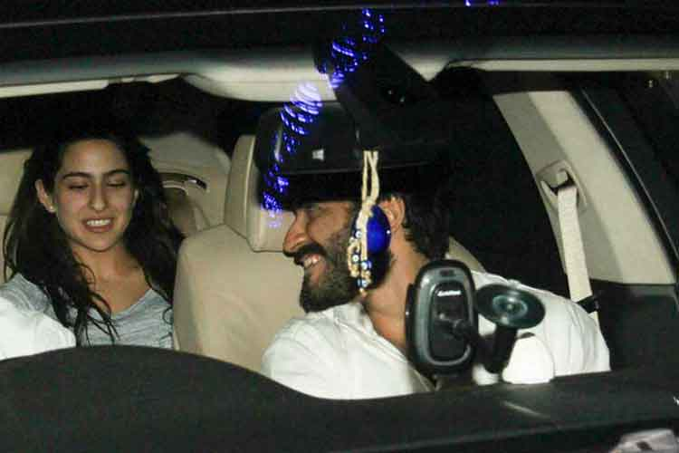Sara ali khan and harshvardhan kapoor pics