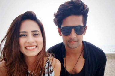 Sargun Mehta and Ravi Dubey photo