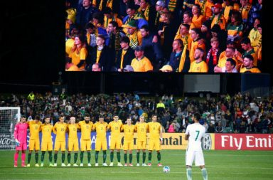 Australia v Saudi Arabia - World Cup 2018 Qualifiers