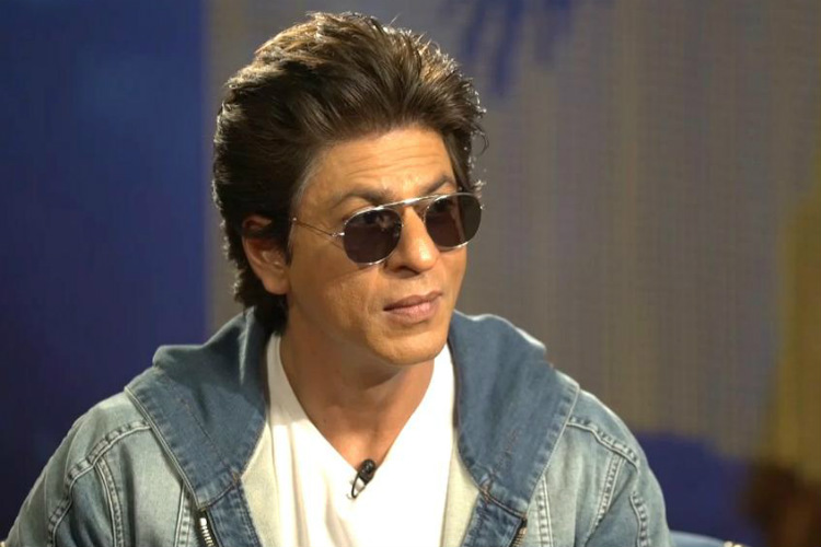 Shah Rukh Khan's week was quite a freaky one! Here's why
