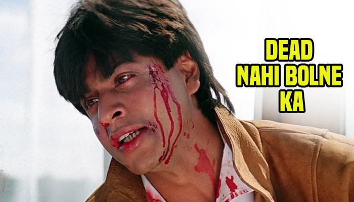 Shah Rukh Khan escapes accident