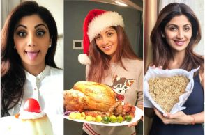 Shilpa Shetty and her love for food