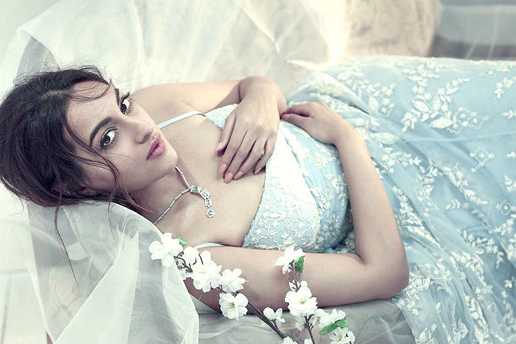 Sonakshi Sinha's latest photoshoot is all about flowers, summers and coolness [See Photos]