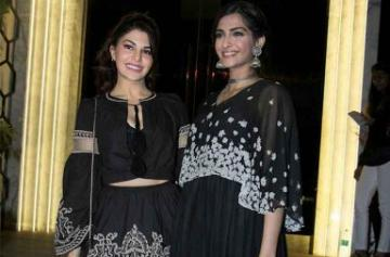 Sonam Kapoor and Jacqueline Fernandez are the cutest BFFs photo