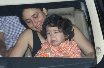 Cute photos of Taimur Ali Khan