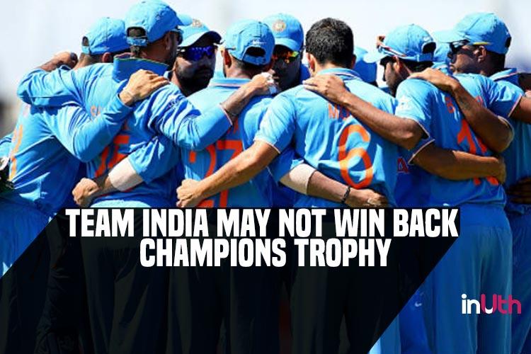 ICC Champions Trophy 2017, ICC