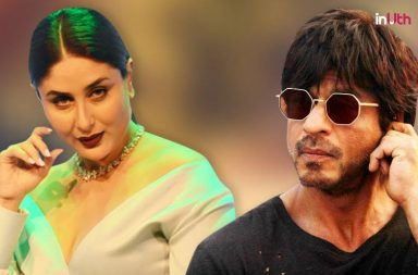 Kareena Kapoor Khan, Shah Rukh Khan, IANS photo, treated by InUth