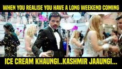 10 situations where only a Himesh Reshammiya song can be the best response