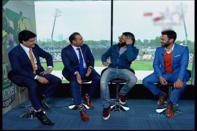 Indo-Pak cricket match