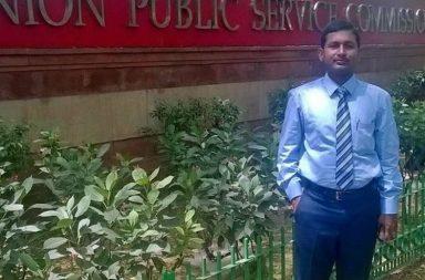 Andhra man UPSC exam