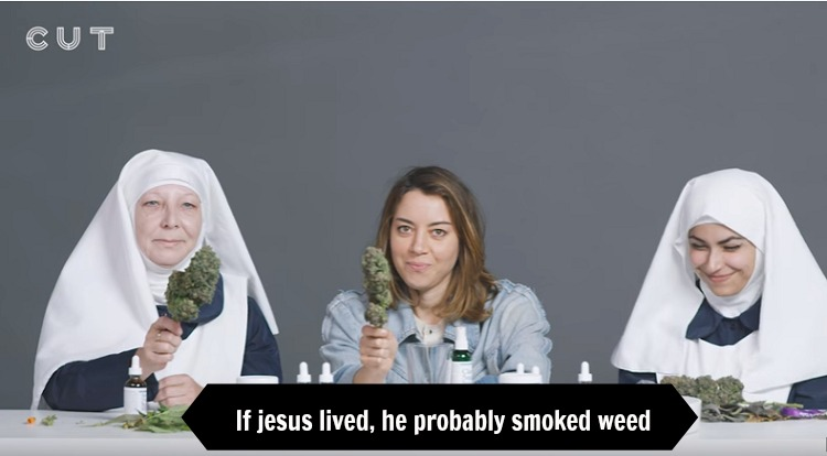 Sisters of the valley, Aubrey Plaza, Weed Sisters
