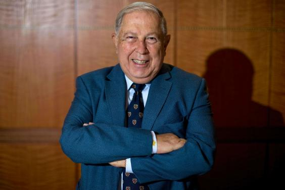 Yusuf Hamied, chairman at Cipla. (Getty Images)