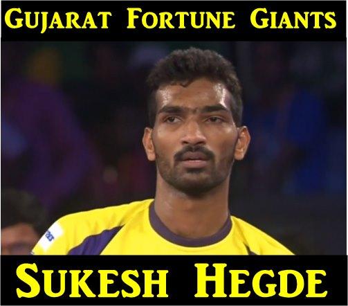 Sukesh Hegde