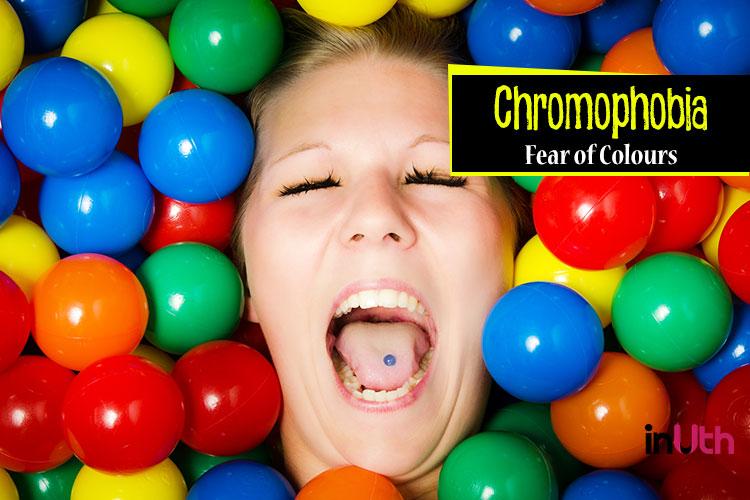 Chromophobia - Fear of colours