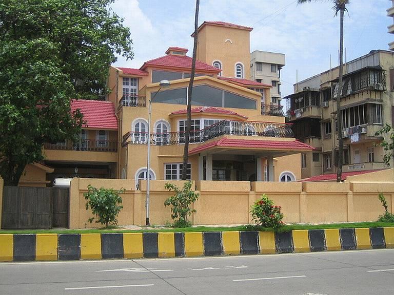"""Rajesh Khanna's home """"Aashirwaad"""""""