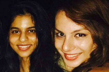 Nitibha Kaul seen partying with Suhana Khan