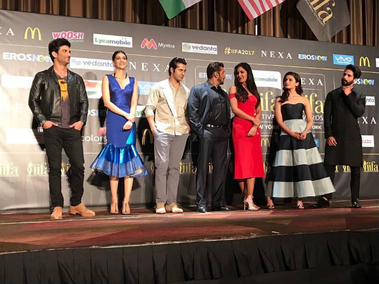 IIFA press conference 2017