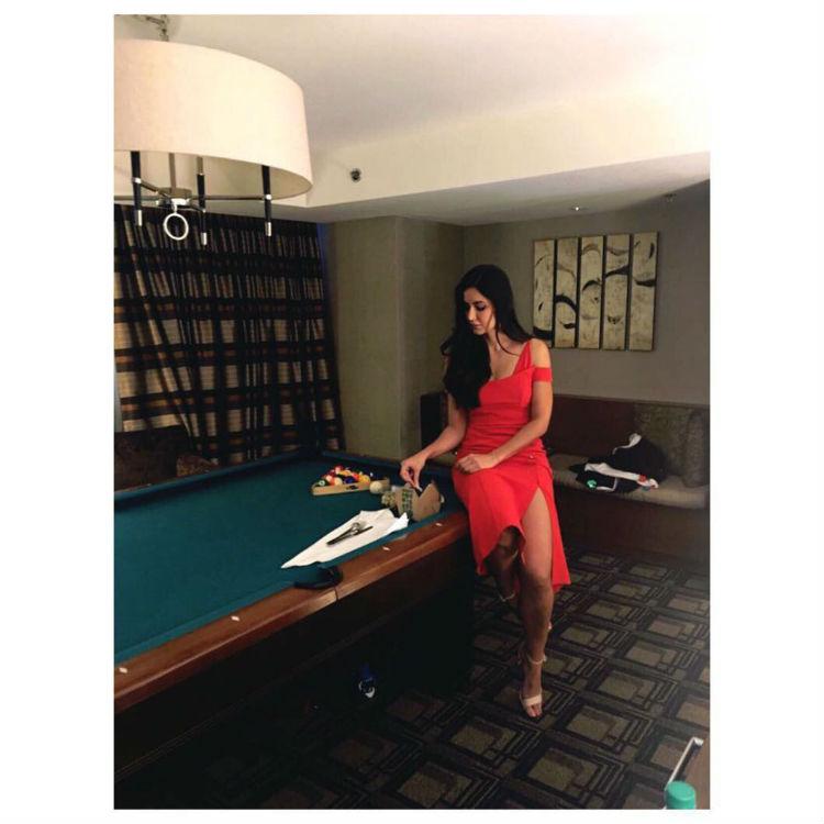 Katrina Kaif before IIFA 2017 press conference