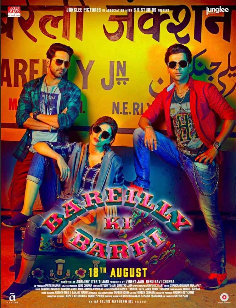 Bareilly Ki Barfi cast looks total badass on the new poster