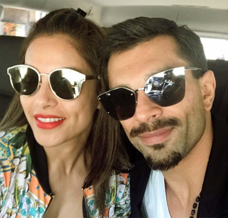 Bipasha Basu and Karan Singh Grover off to Miami